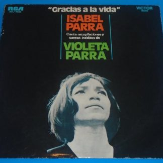 Isabel Parra – Gracias A La Vida.