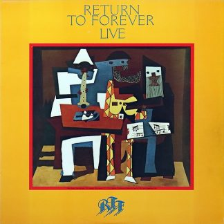 Return To Forever - Live