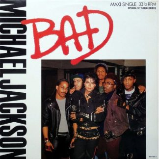Michael Jackson - Bad (Maxi-Single)