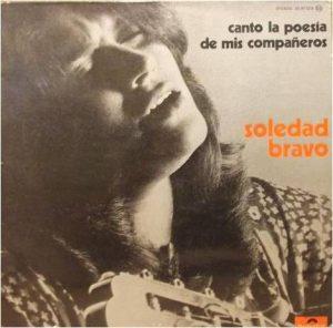Soledad Bravo - Canto La Poesía De Mis Compañeros 2