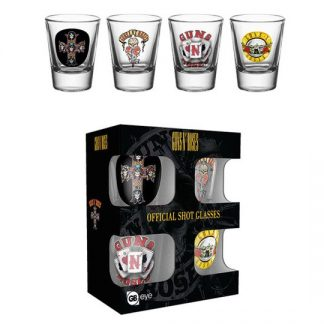 VASOS CHUPITO Guns and Roses - SM