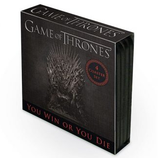 SET POSAVASOS GAME OF THRONES - SM