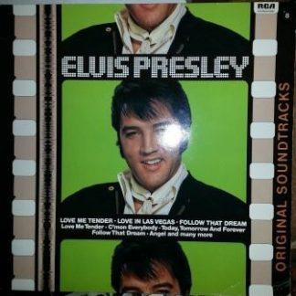 Elvis Presley - Love Me Tender - Love In Las Vegas - Follow That Dream
