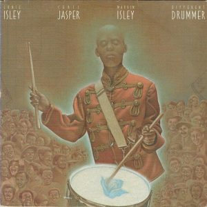 Isley Jasper Isley - Different Drummer