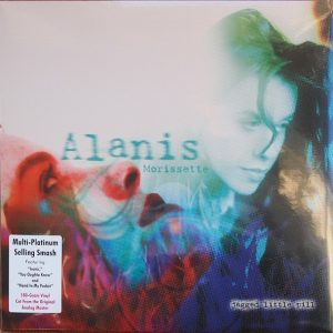 ALANIS MORISSETTE - JAGGED LITTLE