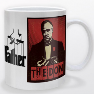 TAZON THE GODFATHER THE DON
