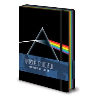 Libreta Pink Floyd (The Dark Side Of The Moon)