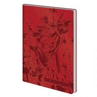 LIBRETA FLEXI A5 DEADPOOL ACTION