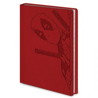 LIBRETA PREMIUM A6 POCKET DEADPOOL