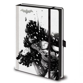 LIBRETA PREMIUM A5 BATMAN ARTIC