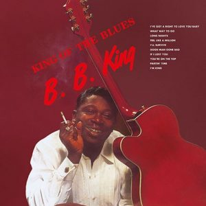 B.B. KING - KING OF THE BLUES