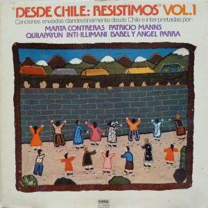 Desde Chile: Resistimos Vol. 1