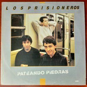 PRISIONEROS, LOS - PATEANDO PIEDRAS - Vi