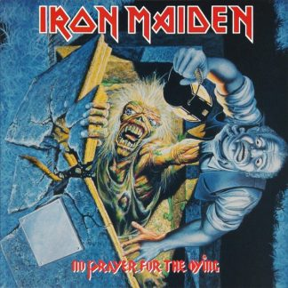 IRON MAIDEN - NO PRAYER FOR THE DYI - VI