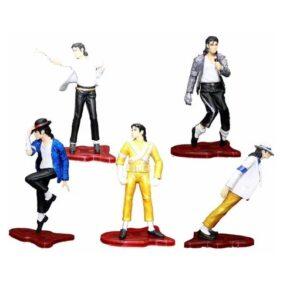 Pack 2 figuras Michael Jackson