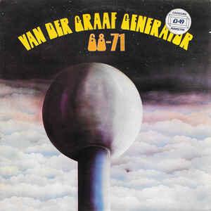 Van Der Graaf Generator – '68 – '71