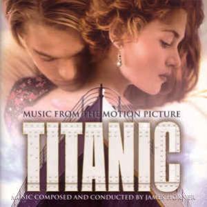 SOUNDTRACK – TITANIC – LTD ED COLOURED