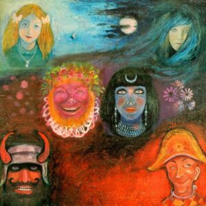 KING CRIMSON – IN THE WAKE OF POSEIDON – 200 GRMS