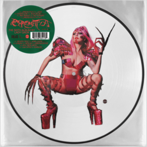 LADY GAGA – CHROMATICA (PICTURE DISC)