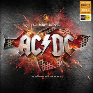 AC/DC – MANY FACE OF – 2LP