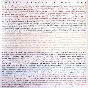 Charly Garcia – Piano Bar