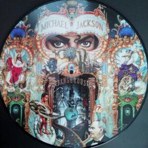 MICHAEL JACKSON – DANGEROUS  PICT