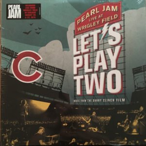 PEARL JAM – LET S PLAY TWO LIVE AT
