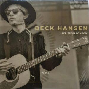 BECK HANSEN – LIVE FROM LONDON